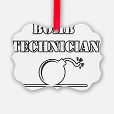 Bomb Technician (Light and Darks) Ornament