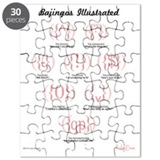Bajingos Illustrated Puzzle