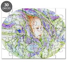 In Spring Irises Puzzle