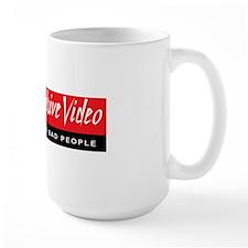 Max Overdrive Video logo Mug