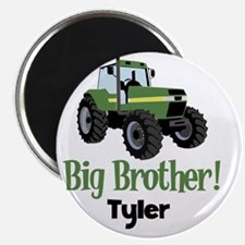 Big Brother Tractor Shirt - Tyler Magnet