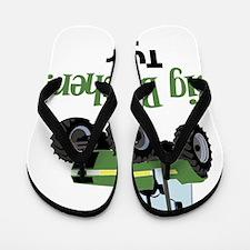 Big Brother Tractor Shirt - Tyler Flip Flops