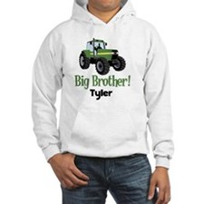 Big Brother Tractor Shirt - Tyle Hoodie