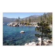 Tahoe Postcards (Package of 8)
