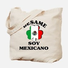 Besame Soy Mexican Tote Bag
