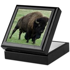 Tote10x10_Buffalo_1 Keepsake Box