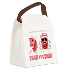 Fear the Beer Canvas Lunch Bag