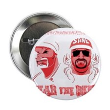 "Fear the Beer 2.25"" Button"