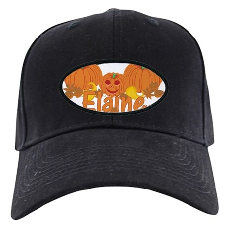 Little Pumpkin Elaine Black Cap
