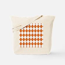 Clemson Argyle Sock... Tote Bag