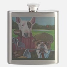 In The Rough Flask