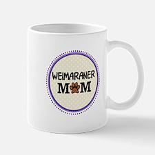 Weimaraner Dog Mom Mugs