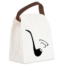 Smoking_0061 Canvas Lunch Bag