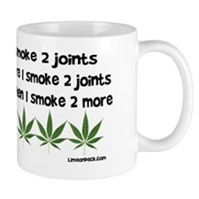 Smoke 2 joints Mug