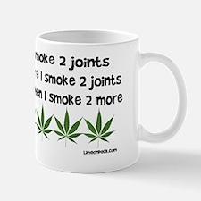 Smoke 2 joints Mug
