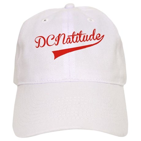 DCNATITUDE Swoosh Red Large Cap
