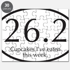 26.2...Cupcakes I've eaten this week. Puzzle