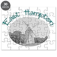 East Hampton Windmill Puzzle