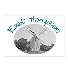 East Hampton Windmill Postcards (Package of 8)