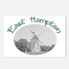 East Hampton Windmill Postcards (Package of 8)