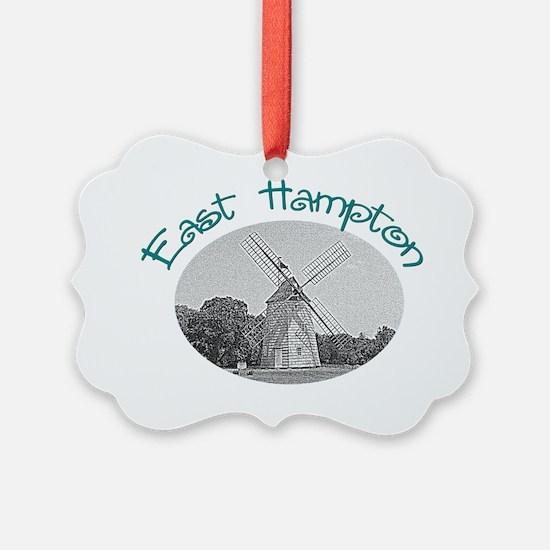 East Hampton Windmill Ornament