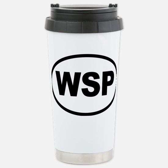 Weird Stinky People... Stainless Steel Travel Mug