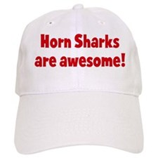 Horn Sharks are awesome Baseball Cap
