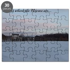 Where The Horses Are Puzzle