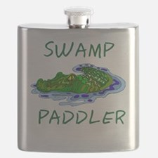 Swamp Paddler Flask