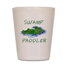 Swamp Paddler Shot Glass