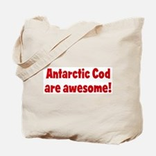 Antarctic Cod are awesome Tote Bag