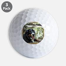 Berner by a Stream Golf Ball