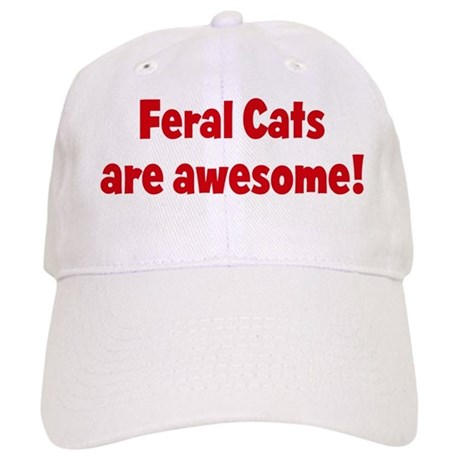 Feral Cats are awesome Cap