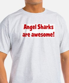 Angel Sharks are awesome T-Shirt
