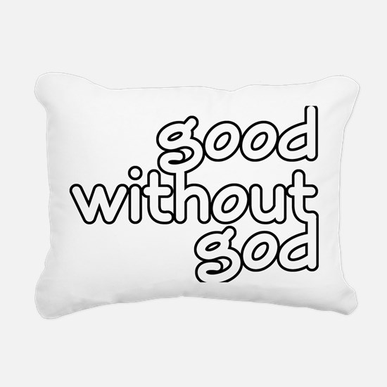 good Rectangular Canvas Pillow