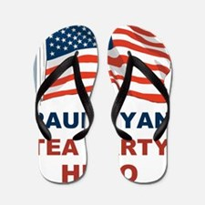 RYAN HERO 2012 FLAGLL Flip Flops