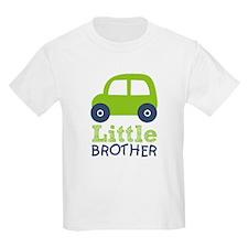Little Brother Car 7Whte Light T-Shirt