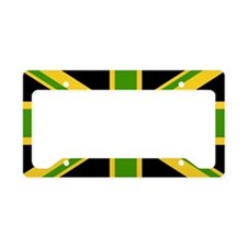jamaicanUJ License Plate Holder