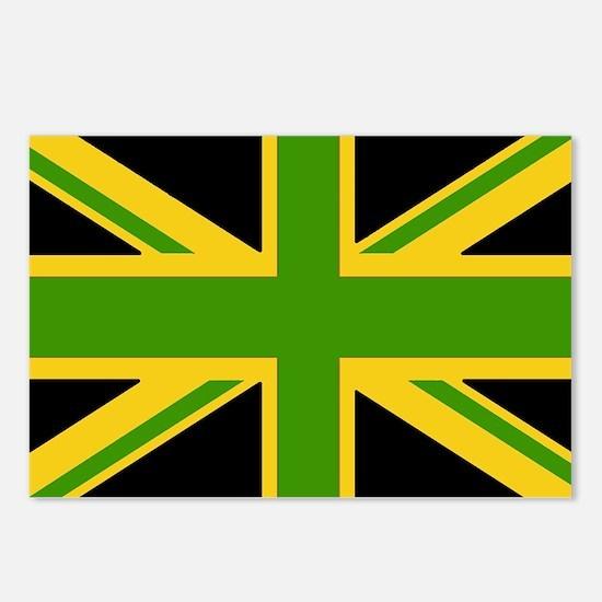 jamaicanUJ Postcards (Package of 8)