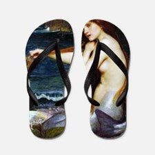 John William Waterhouse Mermaid. Flip Flops