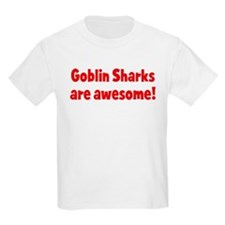 Goblin Sharks are awesome Kids T-Shirt