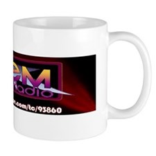 kr stackable s red spotlight logo Mug