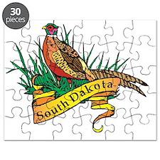 South Dakota Pheasant Puzzle