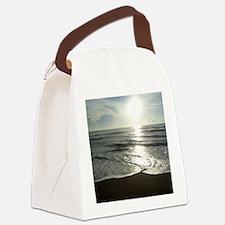 Sun Rise in Costa Rica Canvas Lunch Bag
