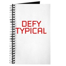Defy Typical Journal