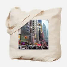 Busy New York Tote Bag