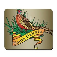 South Dakota Pheasant Mousepad