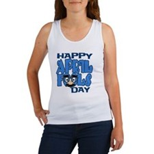 Happy April Fools Day Women's Tank Top