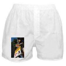Street Signs Boxer Shorts