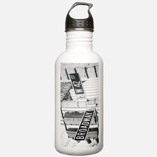 New York - Broadway Ti Water Bottle